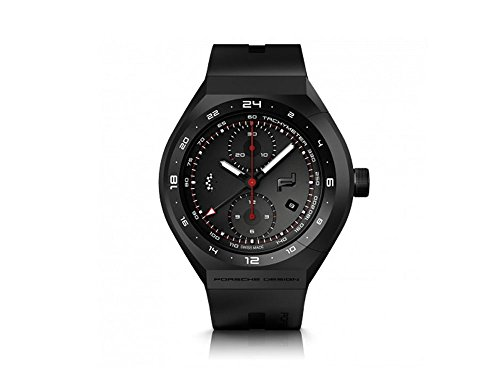 Porsche Design Monobloc Actuator Automatic Watch, GMT, 6030.6.2.003.02.5