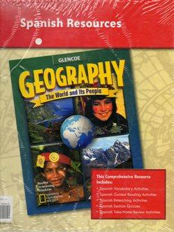 Download Geography: The World and Its People, Spanish Resource Binder pdf