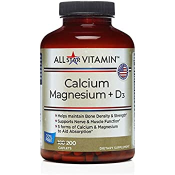 Amazon com: Vitamin World Bone Care with Calcium Magnesium