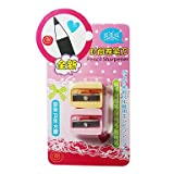 QINF Fashionable Makeup Pencil Sharpener