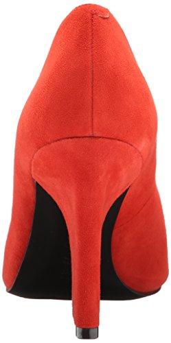 NINE WEST nwUDALA - Zapatos para mujer Rojo