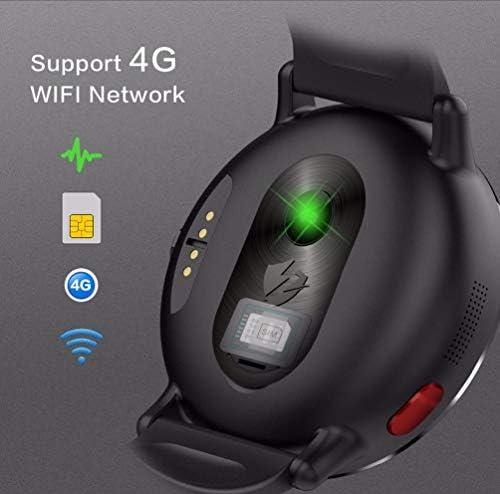 4G Montre Amart 2,03 Pouces HD Grand écran 800w Pixel IP67 Imperméable Android7.1 Les Montres