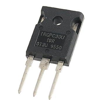 DealMux IRGPC30U 20A 600V 3 Terminais IGBT r/ápida transistor de pot/ência
