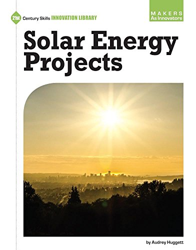 Solar Energy Projects (21st Century Skills Innovation Library: Makers As Innovators) by Cherry Lake Pub (Image #1)