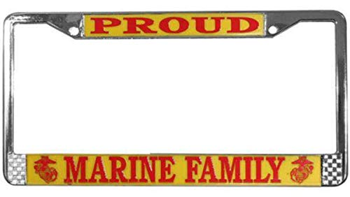 Family License Plate - 6