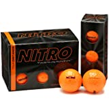 Nitro Tour Distance Golf Balls (Pack of 12)