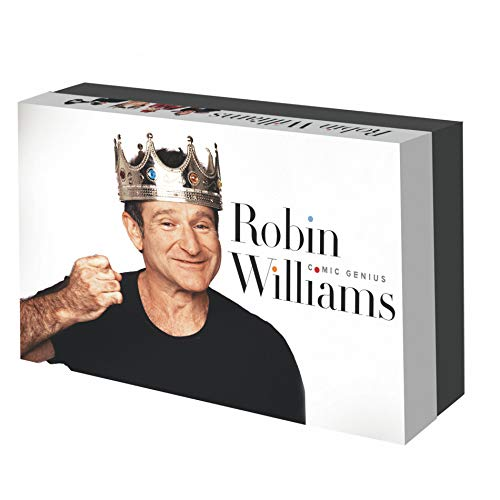 Robin Williams: Comic Genius Deluxe Set (The Life And Times Of Tim Review)