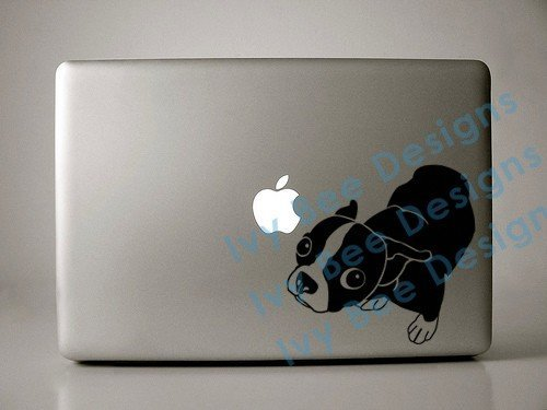 新しいエルメス Molly the Boston Terrier B008G3JMG6 Decal for 13 Ivybee 13 Macbook by Ivybee Decals B008G3JMG6, 人気大割引:2bd283a2 --- a0267596.xsph.ru