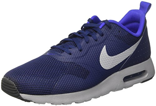 Nike Air Max Tavas, Sneaker a Collo Basso Uomo Multicolore (Binary Blue / Wolf Grey / Paramount Blue)