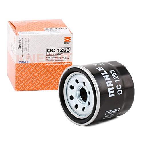 Mahle Spin de filtro de aceite - oc1253: Amazon.es: Coche y moto