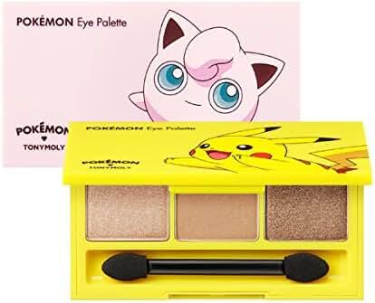 [TONYMOLY] Pokemon Eye Palette #02PURIN(Jigglypuff)