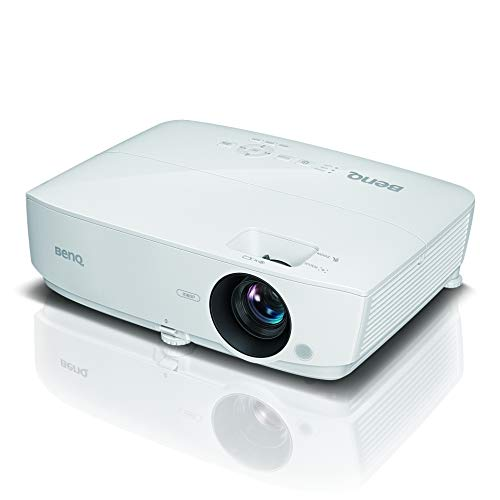 BenQ MH535A 1080p 3600 Lumens HDMI Vibrant DLP Color Projector for Home and Office