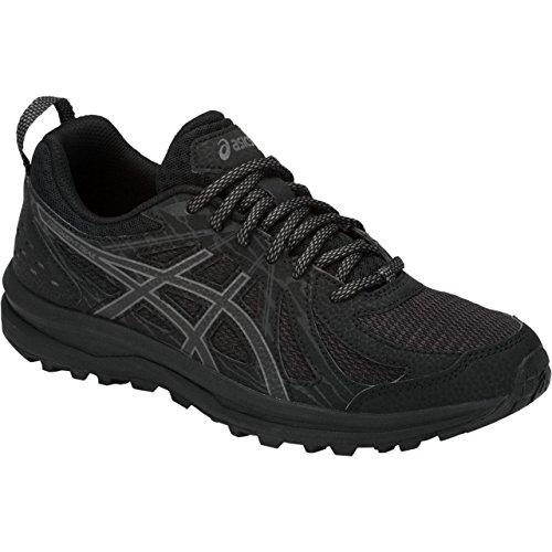 Asics Women's Frequent Trail Running Shoe Black/Carbon HIZCIKt5yy