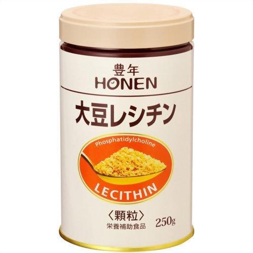 豊年 大豆レシチン顆粒 250g (#708340) ×5個セット B005LENJLW