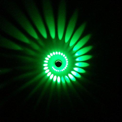 Green 9 Arm Leaf - 2