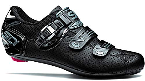 Genius 7 Air Shadow Carbon Road Cycling Shoes (41.0, Shadow Black)