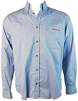 para Hombre o Neill 0 52 Nautic Sarga de algodón Camisa de Manga Larga – Azul pálido (Talla S): Amazon.es: Zapatos y complementos