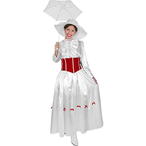 Adult Mary Poppins Halloween Costume