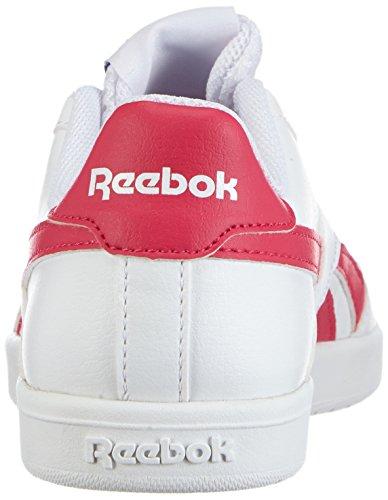 Reebok Royal Effect - Zapatillas Unisex Niños Azul / Negro / Amarillo