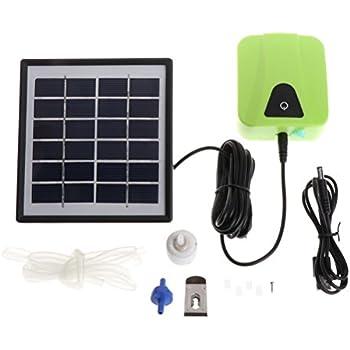 Amazon Com Ueetek Solar Charging Moving Air Bubble