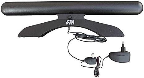 Sonus - Antena Interior AM/FM Amplificada 88-108 MHz: Amazon ...