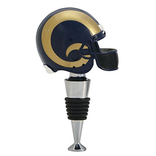 (Evergreen NFL Los Angeles Rams Football Helmet Style, Team Color, One Size)