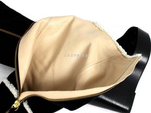 Noir Chaussures Pour Ji0000 Shoe Love Paire Moschino De Bottes Femmes TqnnAz6Ftw