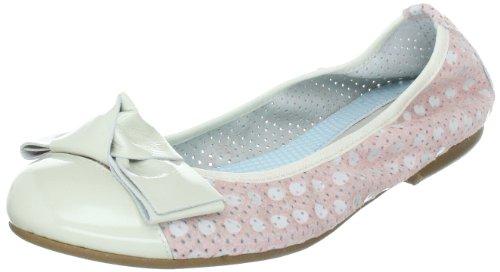 Bivielinas Ballerina Ballet Flats Womens Rosa / Beige (Pink) CbgTs