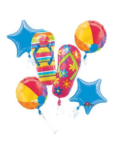 Balloon Flip Flops (Mayflower Products Flip Flops Balloon)