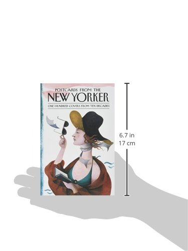 Postcards from the New Yorker: One Hundred Covers from Ten Decades by Penguin Books (Image #7)