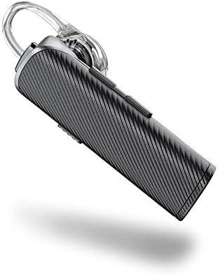 Plantronics Explorer 110, Bluetooth v4.1, Auriculares con Clip para automóvil, Negro