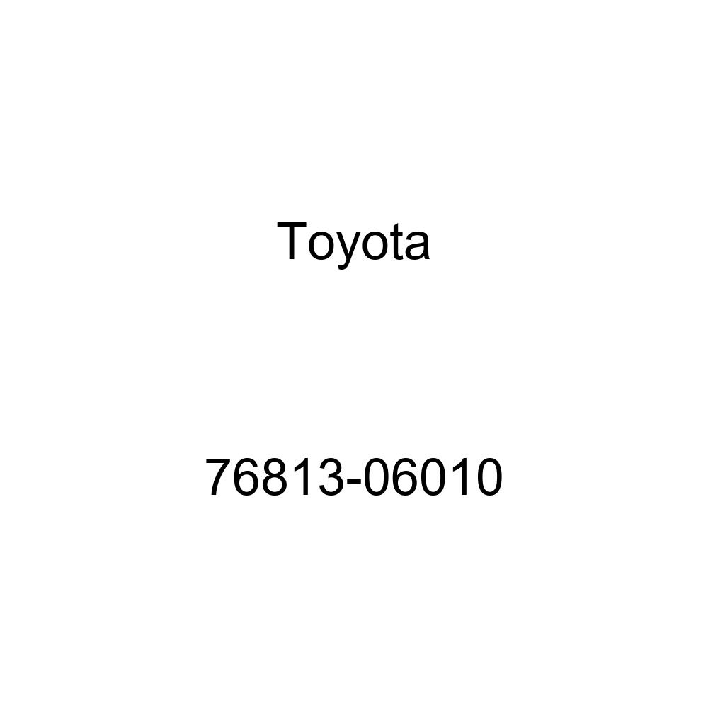 Toyota 76813-06010 Luggage Compartment Door Garnish