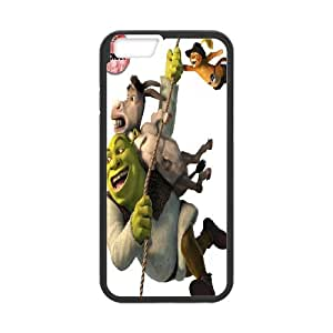 """Customizablestyle Donkey, Shrek the Final Chapter For Apple Iphone 6,5.5"""" screen Cases KHR-U604855"""