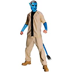 Men's Jake Sulley Avatar Costume