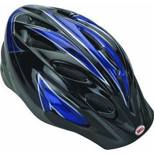 Bell Aero Bike Helmet (Blue, fits Head Size 21-5/8-22-1/2)