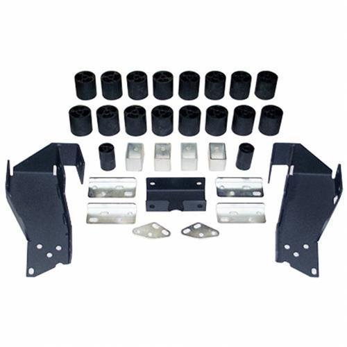 Wide Body Kit 3 (Performance Accessories, Chevy/GMC Silverado/Sierra 1500 Gas 2WD and 4WD 3