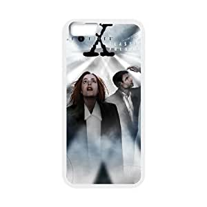 The X Files iphone 6 plus 5.5 inch Phone Case Maverick Fantasy Funny Terror Tease Magical YHNL797817039 Kimberly Kurzendoerfer
