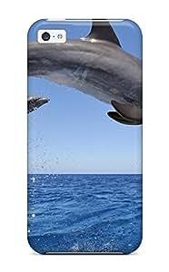 Dana Diedrich Wallace's Shop Best New Dolphins Tpu Case Cover, Anti-scratch Phone Case For Iphone 5c 8540982K32596951 wangjiang maoyi