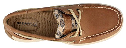 Sperry Top-Sider Frauen unerschrocken Tan Leopard