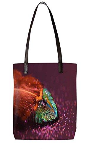 Snoogg Strandtasche, mehrfarbig (mehrfarbig) - LTR-BL-3122-ToteBag