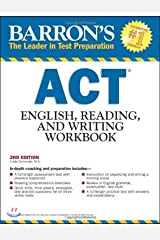Barron's Act English, Reading and Writing Paperback