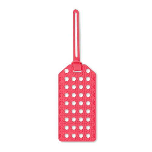 kate spade new york Luggage Tag - Coral Caning