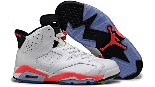 "Nike Air Jordan 6/VI Retro ""Infrared"" 2014 384664-123 sz11"