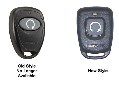 Code Alarm CATX1B Remote Start Remote + Programming Instructions (FCC ID: H5OT45) (Start Alarm Remote Code)