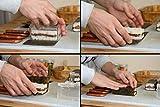 Single Acrylic Spam Musubi Press Non Stick Sushi