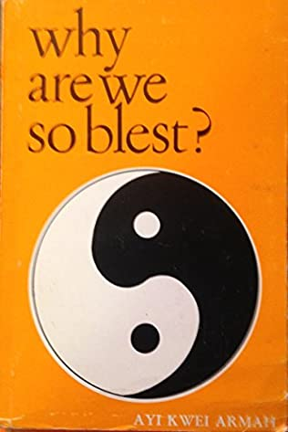 book cover of Why Are We So Blest?