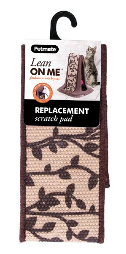 Petmate Scratch Post Jute Refill, Lean on me, My Pet Supplies