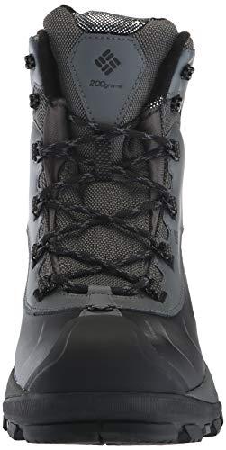 Homme Impermables Noir Plus noir heat Columbia Graphite Chaussures Iv De Randonne Bugaboot Omni qfWptv