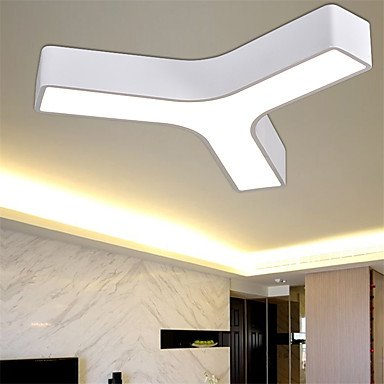 JJ LED moderno plafones modernos LED lámpara de techo ...