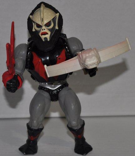 "Vintage Hordak ""Complete"" with Bat Shield , Armor, White Cro"